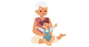 Torununa Bakan Büyükanneye Maaş Geliyor