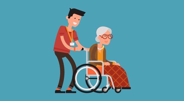 Engelli Yakını Olana Evde Bakım Yardımı